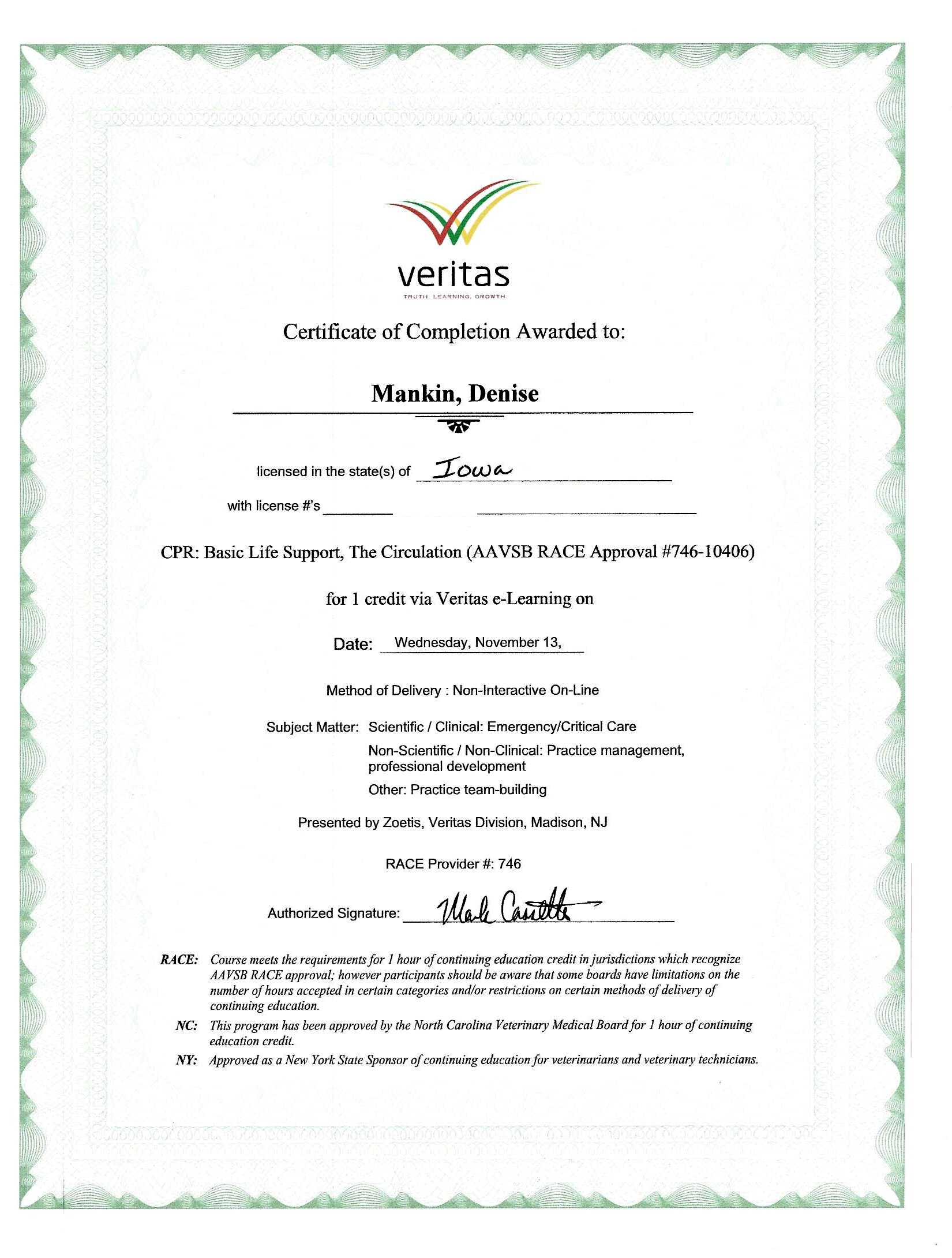 Bls Certification Nj Image Collections Creative Certificate Design